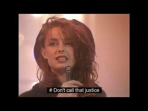 Bananarama - Rough Justice (with Lyrics)