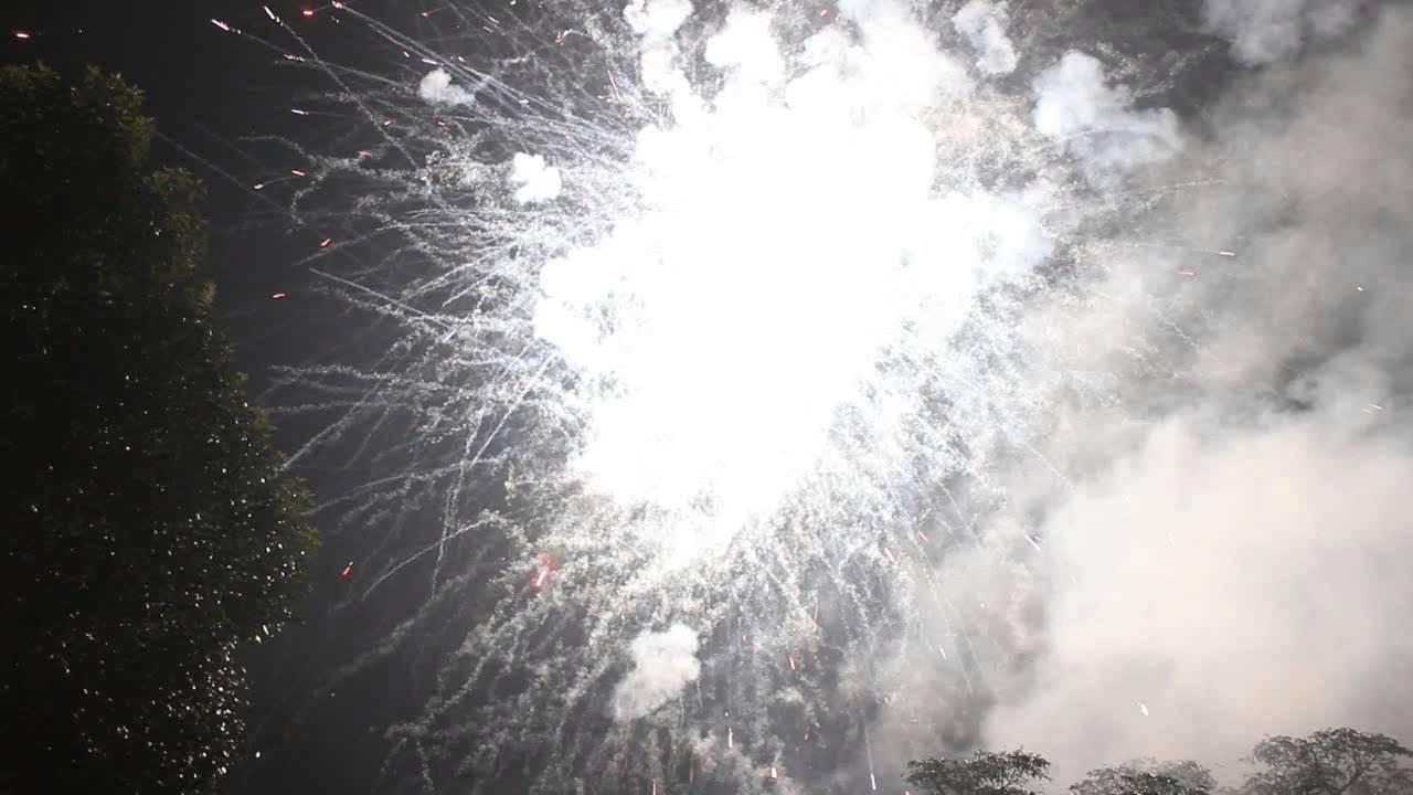 Fogos 2015 XAXIM