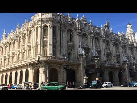 En Ruta T2 | Gran Teatro de La Habana Alicia Alonso, La Habana