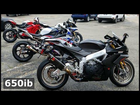 MCN Shootout - V4S, RSV4 1100, S1000RR M - Page 9 - Ducati Forum