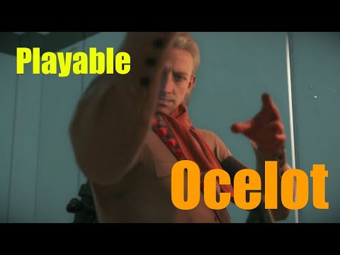 MGSV- Update 1.14, Ocelot and Wormhole Upgrade!