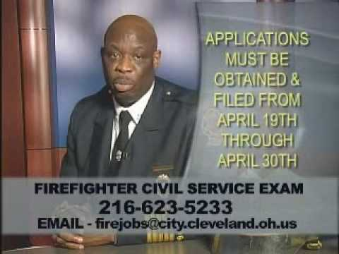 Cleveland Fire Department Recruitment.avi