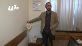 5 ռուբլիանոց ռադիո, հնամաշ այլ իրեր՝ պատգամավորի սենյակում