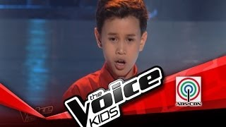 "The Voice Kids Philippines Blind Audition ""Yesterday"