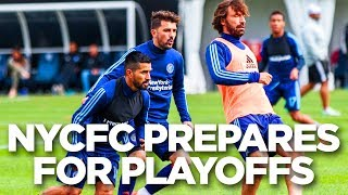 Playoff Preparations | INSIDE TRAINING