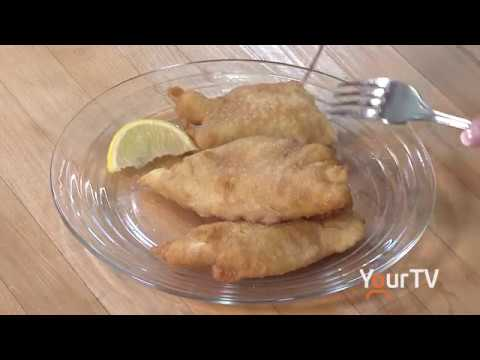 Sue's Gluten Free Fish Batter