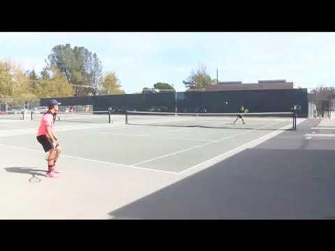 H.S. Boys Tennis Los Padres League: Santa Ynez vs Templeton