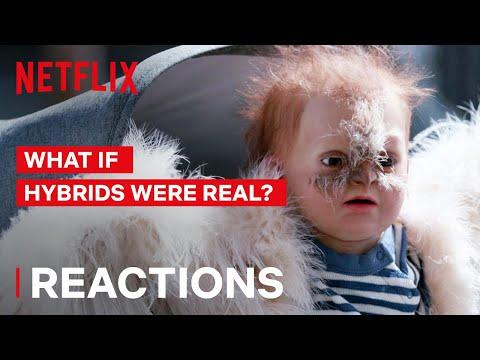 Real-life Hybrid Baby Surprise, Pedestrians React   Netflix