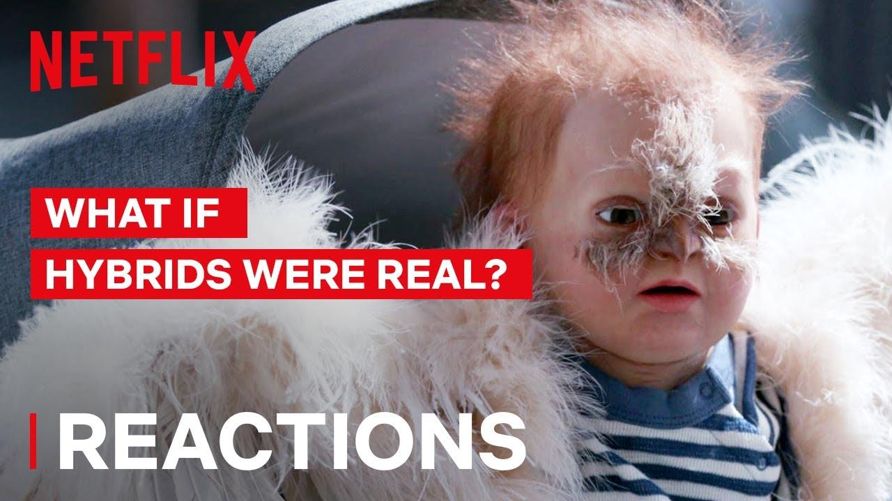 Download Real-life Hybrid Baby Surprise, Pedestrians React | Netflix