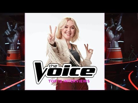 Team Blake's Chloe Kohanski: 'I Love To Eat'