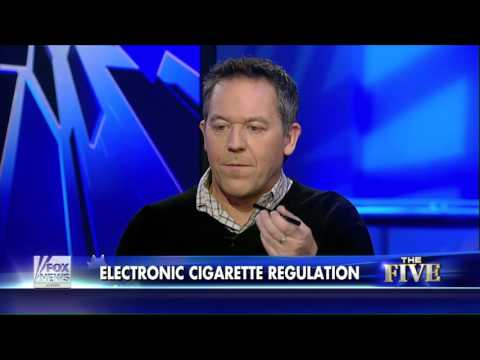 Gutfeld New e cig study goes up in smoke