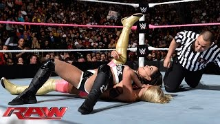 Brie Bella vs. Summer Rae: Raw, Oct. 6, 2014