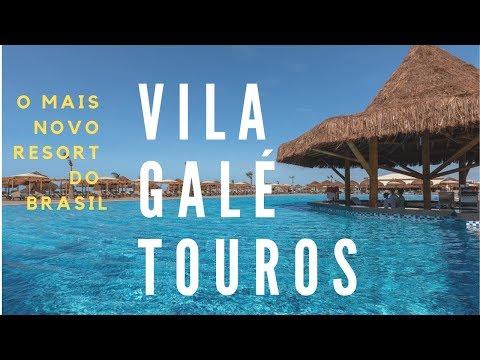 Conheça o mais novo resort all inclusive do Brasil (Vila Galé Touros)