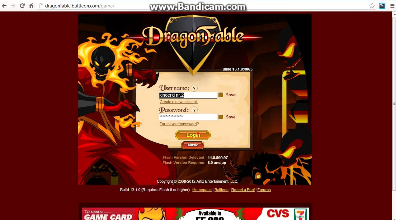 DragonFable Trainer (xp and gold fast ) HACK CHEAT DOWNLOAD