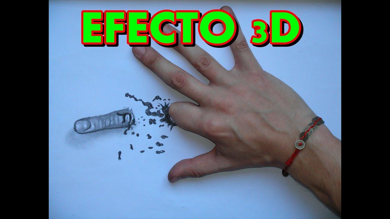 Worksheet. COMO HACER FECTO 3D EN UNA MANO DEDO CORTADO   YouTube