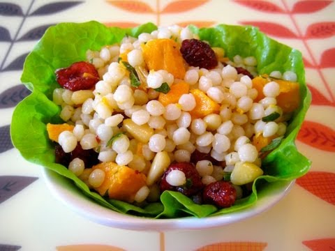 Cooking With Kids: How To Make Israeli CousCous For Children - Weelicious