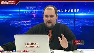 Ana Haber-  11 Şubat 2020- Teoman Alili- Ulusal Kanal (İdlib'de yaşanan gelişmel