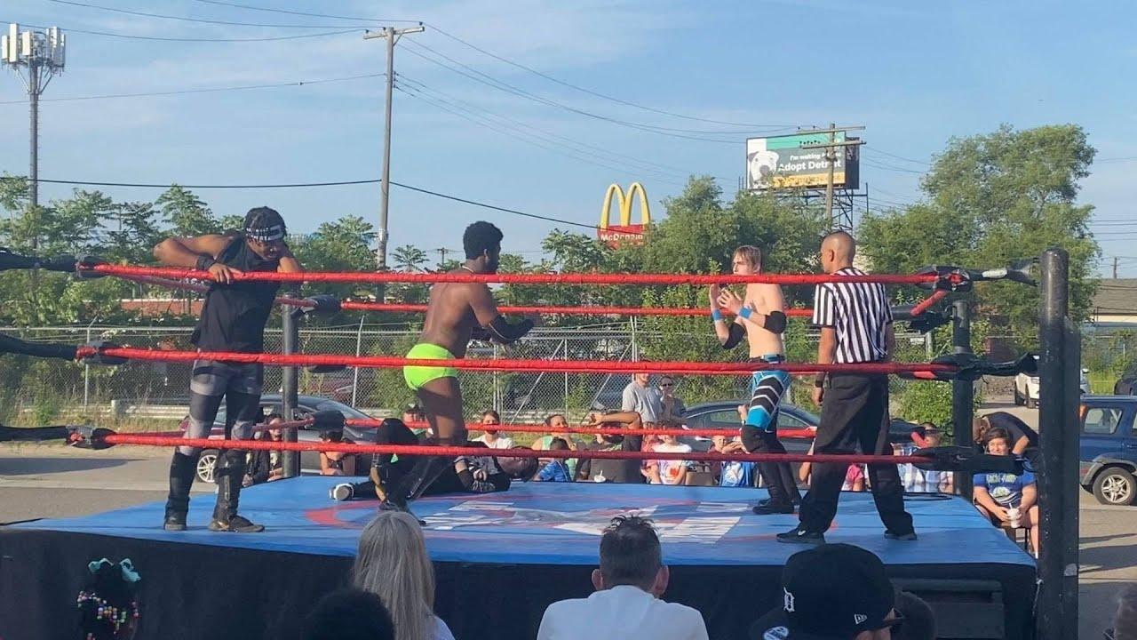 Kyler Coleman vs SOLO vs Darian Ultra vs Mikeyy Mourner | PWAS