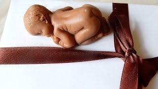 Шоколадный малыш подарки своими руками силиконовый молд(, 2016-05-03T14:36:51.000Z)