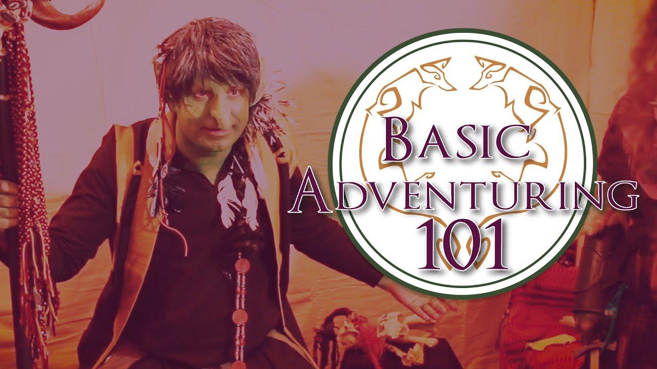 Download LARP Webseries - Basic Adventuring 101   Episode 3