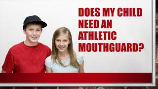 Mouthguards in Palm Harbor, FL - Harp Pediatric Dentistry