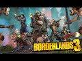 BORDERLANDS 3 LIVE GAMEPLAY! (BORDERLANDS 3 PS4 PRO GAMEPLAY)