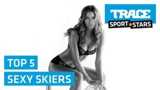 Top 5 Sexiest Female Skiers