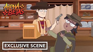 Alpha Betas Exclusive Scene - The General Store