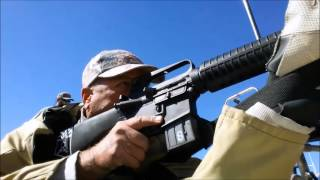 NRA High Power, or Service Rifle, or Across the Course, 300 yard rapid fire