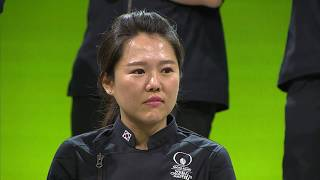 Best of Korea in Round 1 and 2 – Eun-Hye Kim – 2018 WORLD FINAL – WCM