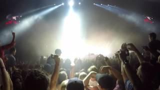 FLUME- HOLDIN ON live // Perth Arena 2016