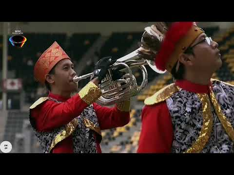 28   16 07 2017 Indonesia Drum Corps Jakarta   ID 79,25 SILVER
