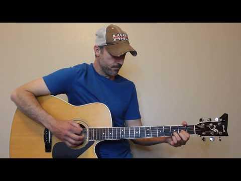 The Older I Get - Alan Jackson - Guitar Lesson | Tutorial