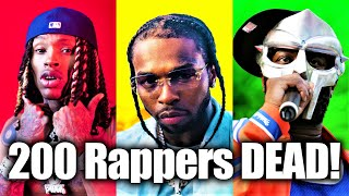 Download Mp3 200 Rappers Who Died In 2020