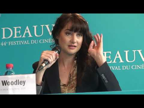 FCAD 2018 - Shailene Woodley's press conference - YouTube