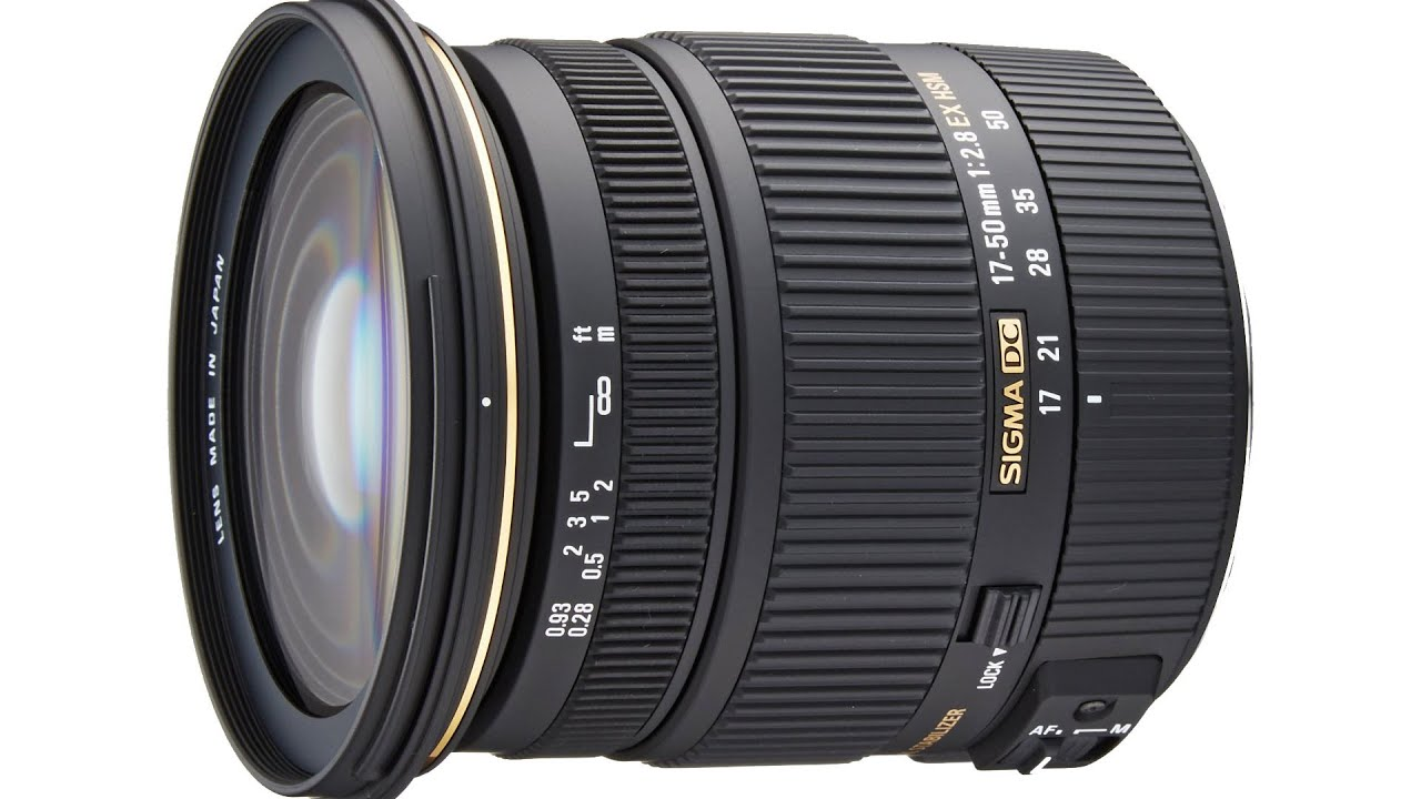 Sigma 17-50mm f2.8 OS - How is the Sigma 17-50mm Auto Focus for Video? - YouTube