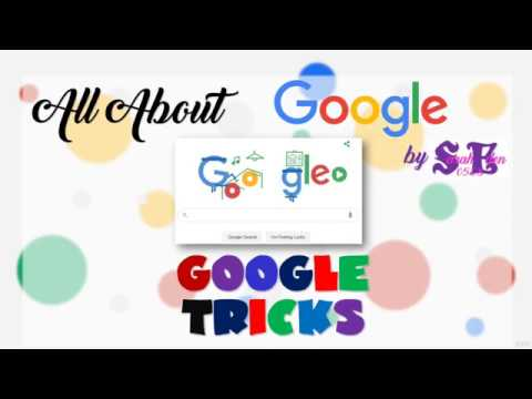 GOOGLE TRICKS (tagalog tutorial)   All About Google