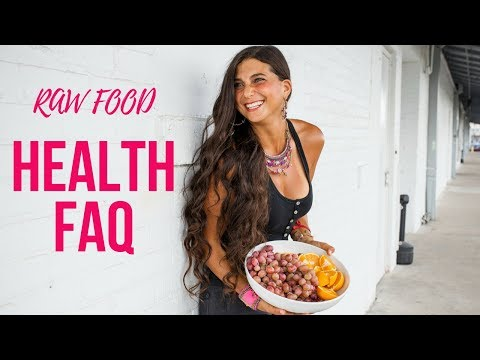 Health FAQ: Acne, Emotional Eating, Raw Food in Winter + BREAKFAST RECIPE!