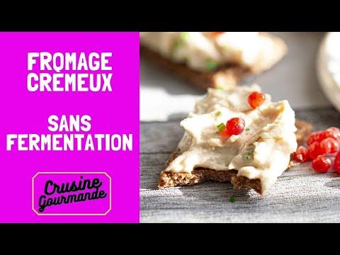 fromage-crèmeux-maison-,-sans-fermentation---recette-de-noël-2020-🎄--crusine-gourmande-👩🍳