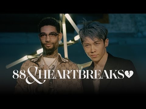 Miyavi and PnB Rock freestyle about love and loss 💔 88 & Heartbreaks