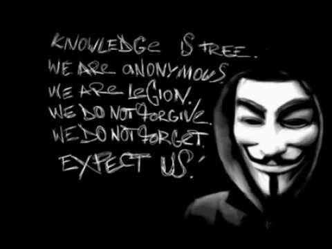 Anonymous - Hackers Rap