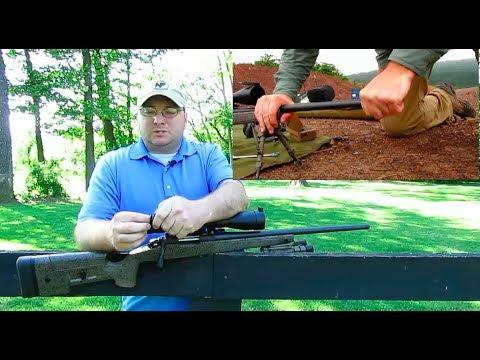 A Hybrid Hunting/Match Rifle? The Bergara 6.5 B-14 HMR – Full Review.