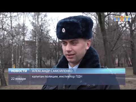 ТНТ-Поиск: Андрей Воробьев наградил полицейских региона