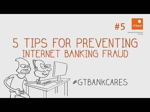 Gtbank's Top 5 Internet Banking Frauds