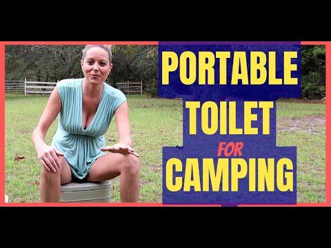 Best Portable Toilet-Camping Toilet-Van life Toilet-People OnTheToilet-Avoid Long Bathroom Lines.