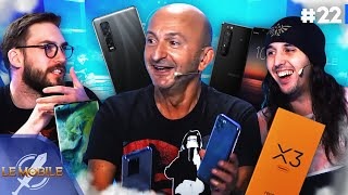 L'actualité des smartphones de PP Garcia 📱🧾 | Le Mobile en plateau #22