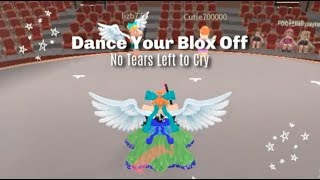 Roblox Dance Your Blox Off | No Tears Left to Cry | Trio with Lizb777 and Cutie70000