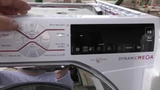 Огляд пральної машинки Hoover 13 кг Опис, розбирання, бак