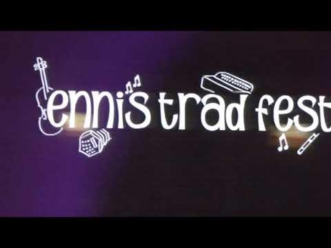 Páraic MacDonnchadha & Macdara Ó Faoláin CD launch The 25th Ennis Trad Festival. 08.11.18. from YouTube · Duration:  5 minutes 34 seconds