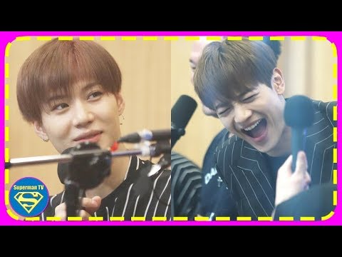 SHINee's Minho Was Asked How He Felt About His Small Head... Taemin Answered For Him Instead